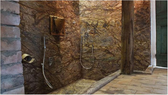 Bagno Stile Naturale : I 5 motivi per scegliere un bagno in stile rustico. its stone