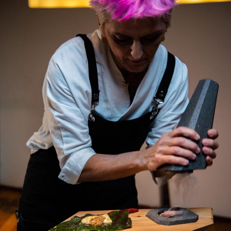 foodies' challenge cristina bowerman